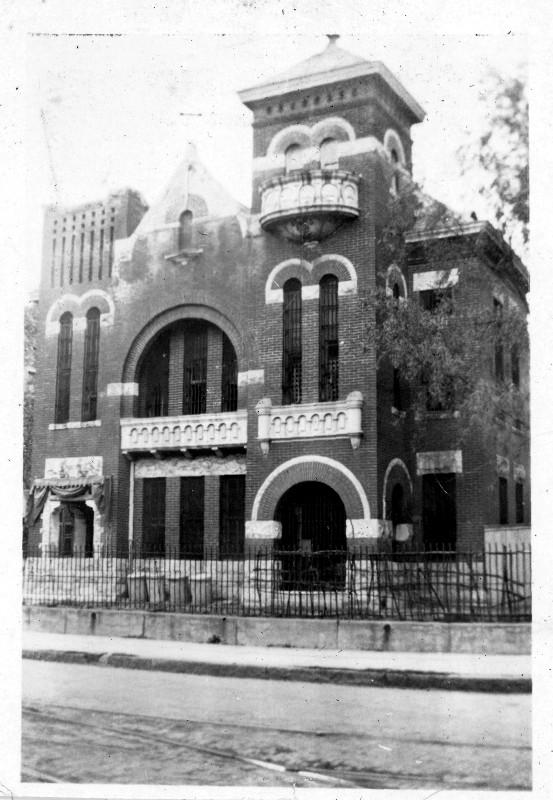 history of rapides parish jail louisiana